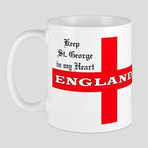 St. George's Flag Mug